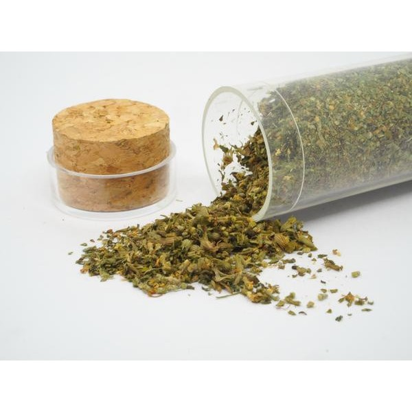 Poudre d'herbe à chat au Matatabi
