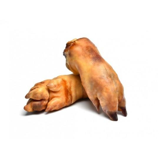 Pied de porc pour chien