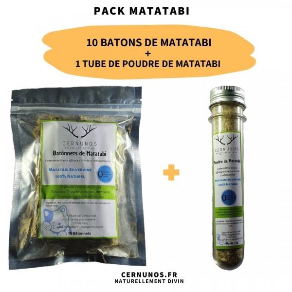 Matatabi pack