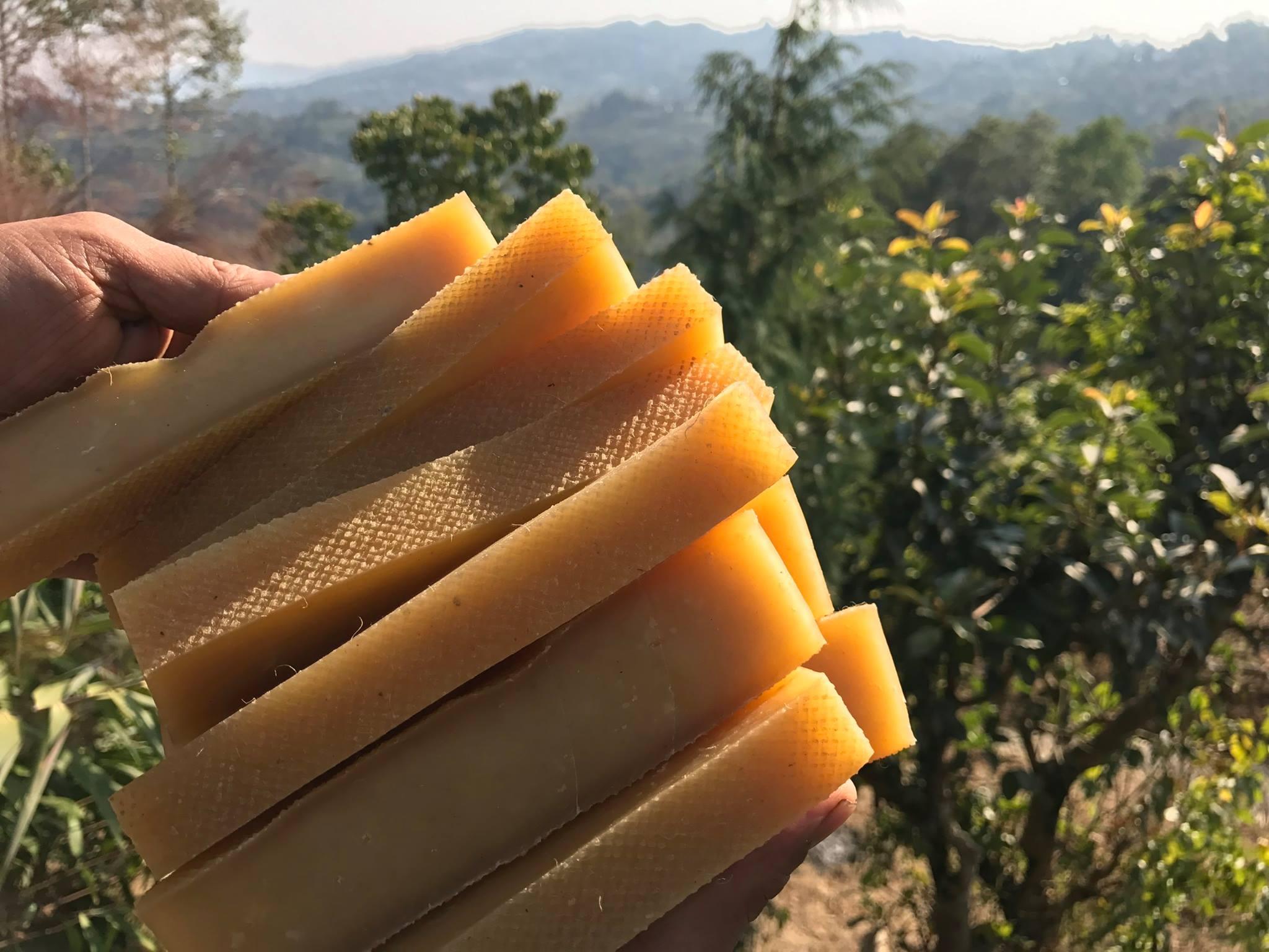 Churpi fromage de yak pour chien